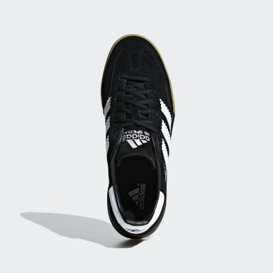 Squash čierna Tenisky Handball Spezial