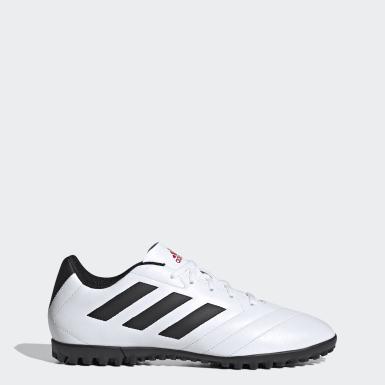 Zapatos de fútbol Goletto VII Pasto Sintético Blanco Hombre Fútbol