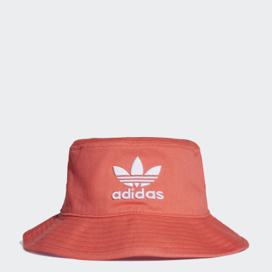 Originals Orange Adicolor Bucket Hat