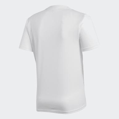 Camisola de Treino Core 18 Branco Homem Treino