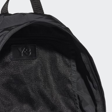 Y-3 Packable Backpack Czerń