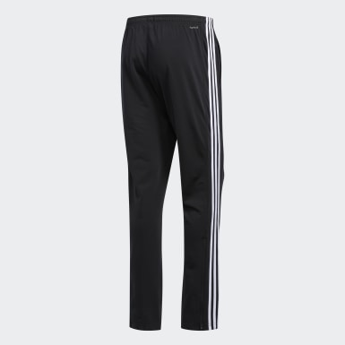 Men Training Black TRICO ZIP PANT