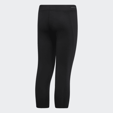 Youth Training Black AEROREADY Break Barriers 7/8 Tights