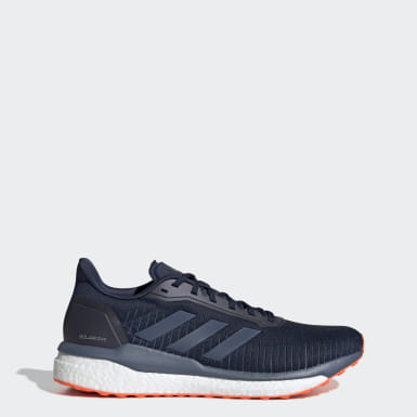 Chaussure Solar Drive 19 Bleu Hommes Running