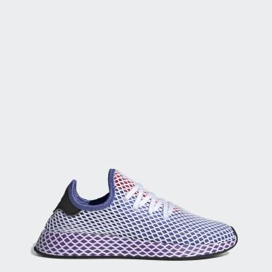 adidas Deerupt Runner J W chaussures blanc dans le shop WeAre