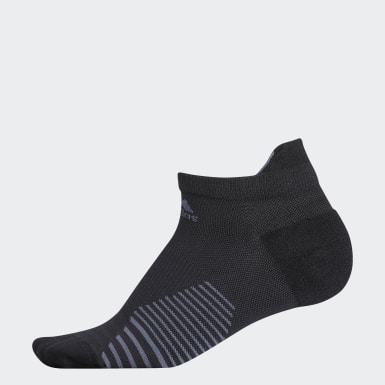 Running Multicolor Run Tabbed No-Show Socks