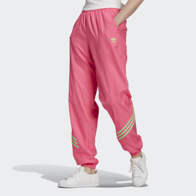 Women Originals Pink Swarovski® Track Pants