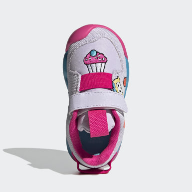 Zapatilla ActivePlay Cleofus Violeta Niño Training