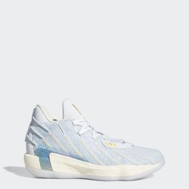 Dame 7 Christmas Shoes Niebieski