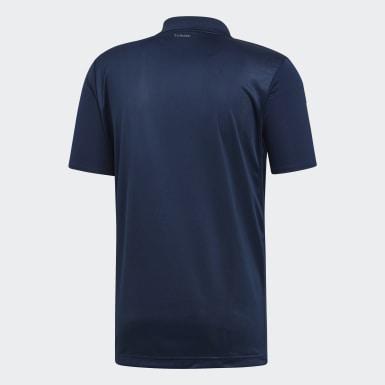 Koszulka polo 3-Stripes Club Niebieski
