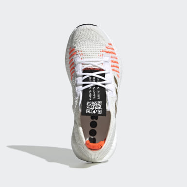Youth Running White Pulseboost HD Shoes