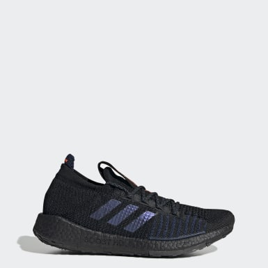 Women Running Black Pulseboost HD Shoes