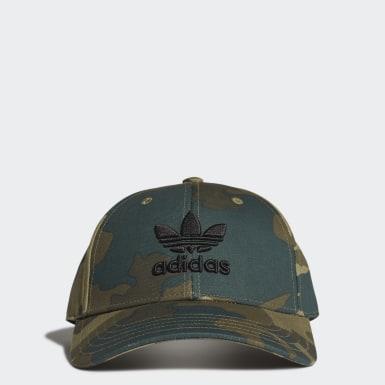 หมวกเบสบอล Camo