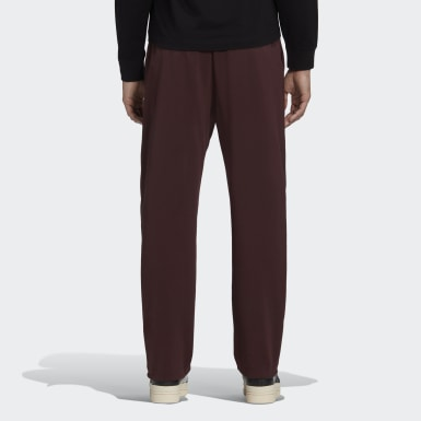 Heren Y-3 Bordeaux Y-3 CL Trainingsbroek
