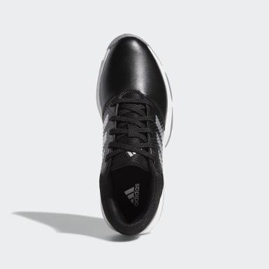 เด็ก กอล์ฟ สีดำ รองเท้า CP Traxion
