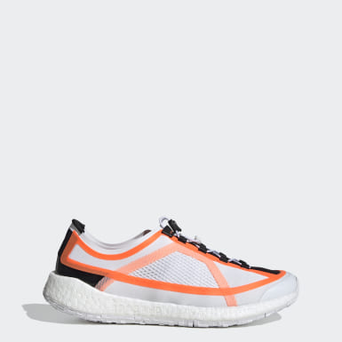 Women adidas by Stella McCartney White Pulseboost HD Shoes