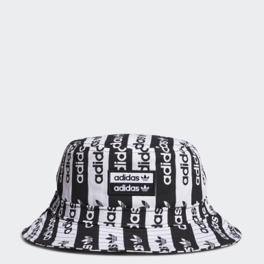 Originals White R.Y.V. Allover Print Bucket Hat