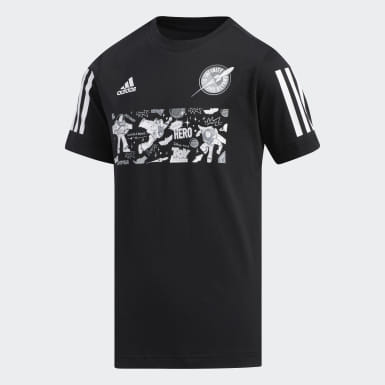 Camiseta Lg Toy Story 4 Preto Meninos Training