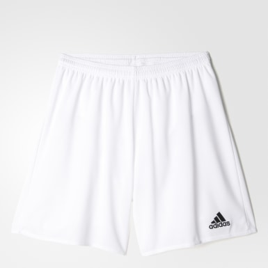 Men Training White Parma 16 Shorts