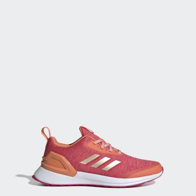 Zapatillas RapidaRun X Naranja Niño Running