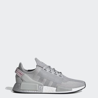 Chaussure NMD_R1 V2 gris Originals