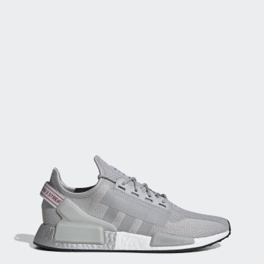 Men's Originals Grey NMD_R1 V2 Shoes