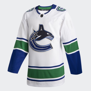 VANCOUVER AWAY AUTHENTIC JERSEY