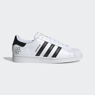 Heren Originals wit Superstar Schoenen