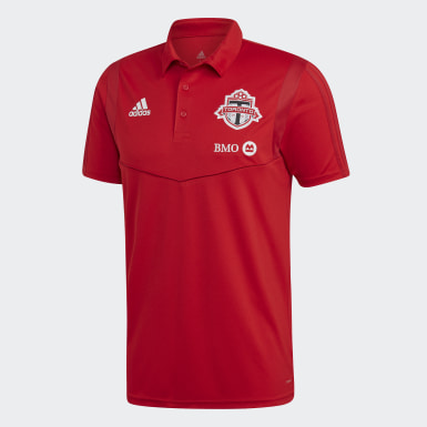 Polo Toronto FC Clima rouge Hommes Soccer