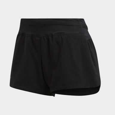 Pantalón corto Trail Negro Mujer adidas TERREX