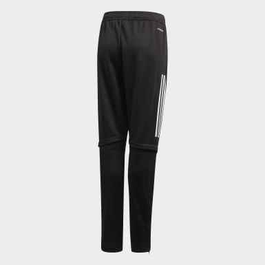 Pantaloni da allenamento FC Bayern München Nero Bambini Calcio