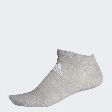 серый Носки Low-Cut