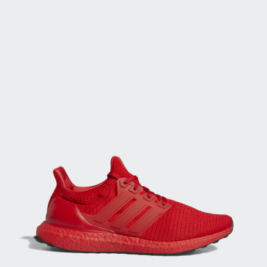 Men's Running Red Ultraboost Shoes