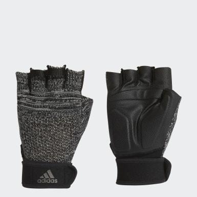 черный Перчатки для фитнеса Primeknit