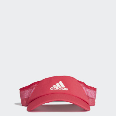 Tennis Rosa AEROREADY Visor