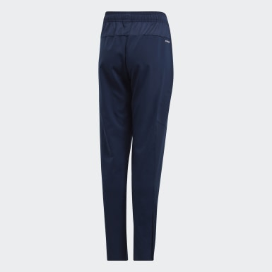 Youth 8-16 Years Training Blue AEROREADY Tapered Joggers