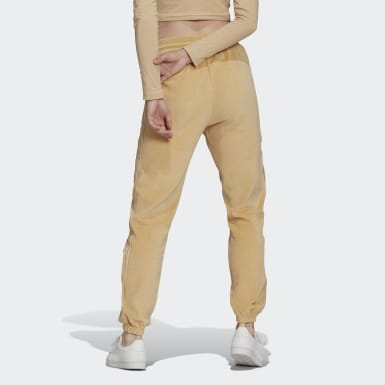 Women Originals Beige LOUNGEWEAR Slim Joggers