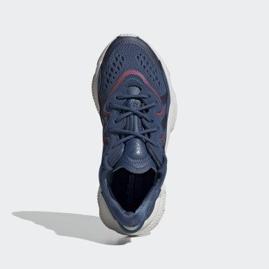 Sapatos OZWEEGO Azul Criança Originals