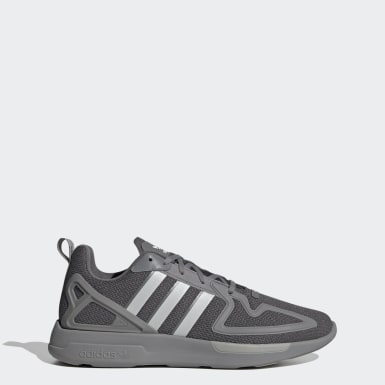 Originals Grey ZX 2K Flux Shoes