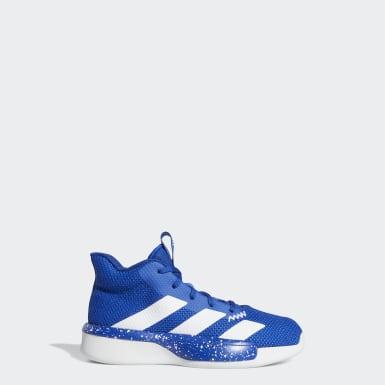 Çocuklar Basketbol Mavi Pro Next Ayakkabı