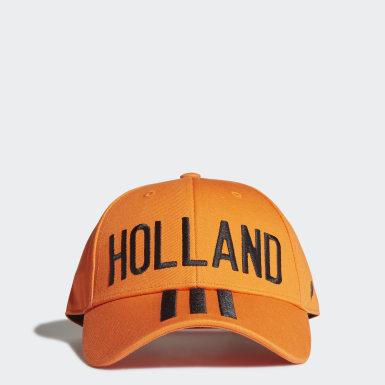 оранжевый Бейсболка Голландия