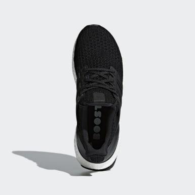 Kvinder Løb Sort Ultraboost sko