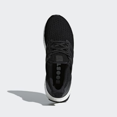 Løb Sort Ultraboost sko