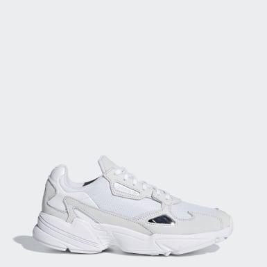 ผู้หญิง Originals สีขาว รองเท้า Falcon