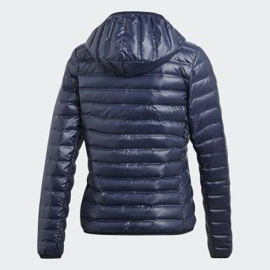 Giacca imbottita Varilite Hooded Blu Donna City Outdoor