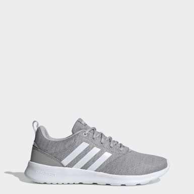 Women Running Grey QT Racer 2.0 Shoes