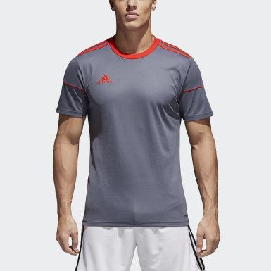 Camiseta Squadra 17 Negro Hombre Fútbol