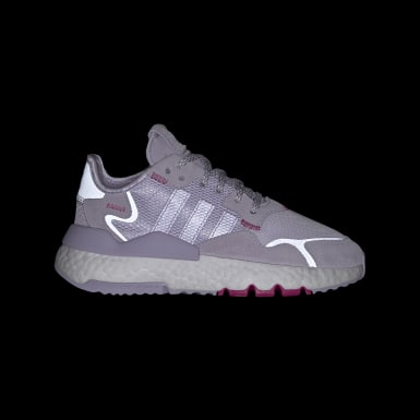 Youth 8-16 Years Originals Purple Nite Jogger Shoes
