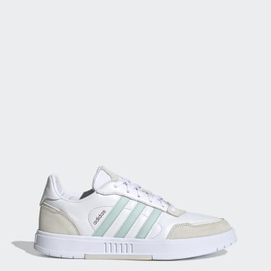 Tenis Courtmaster Blanco Mujer Sport Inspired