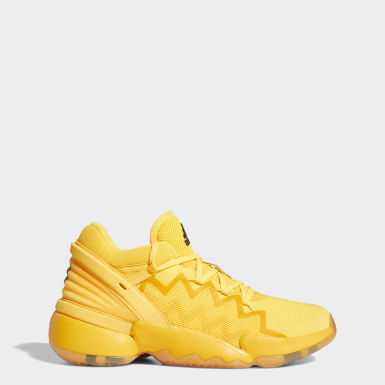 Men Basketball Gold D.O.N. Issue #2 Crayola Shoes